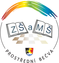logo Základní škola a Mateřská škola, Prostřední Bečva, okres Vsetín